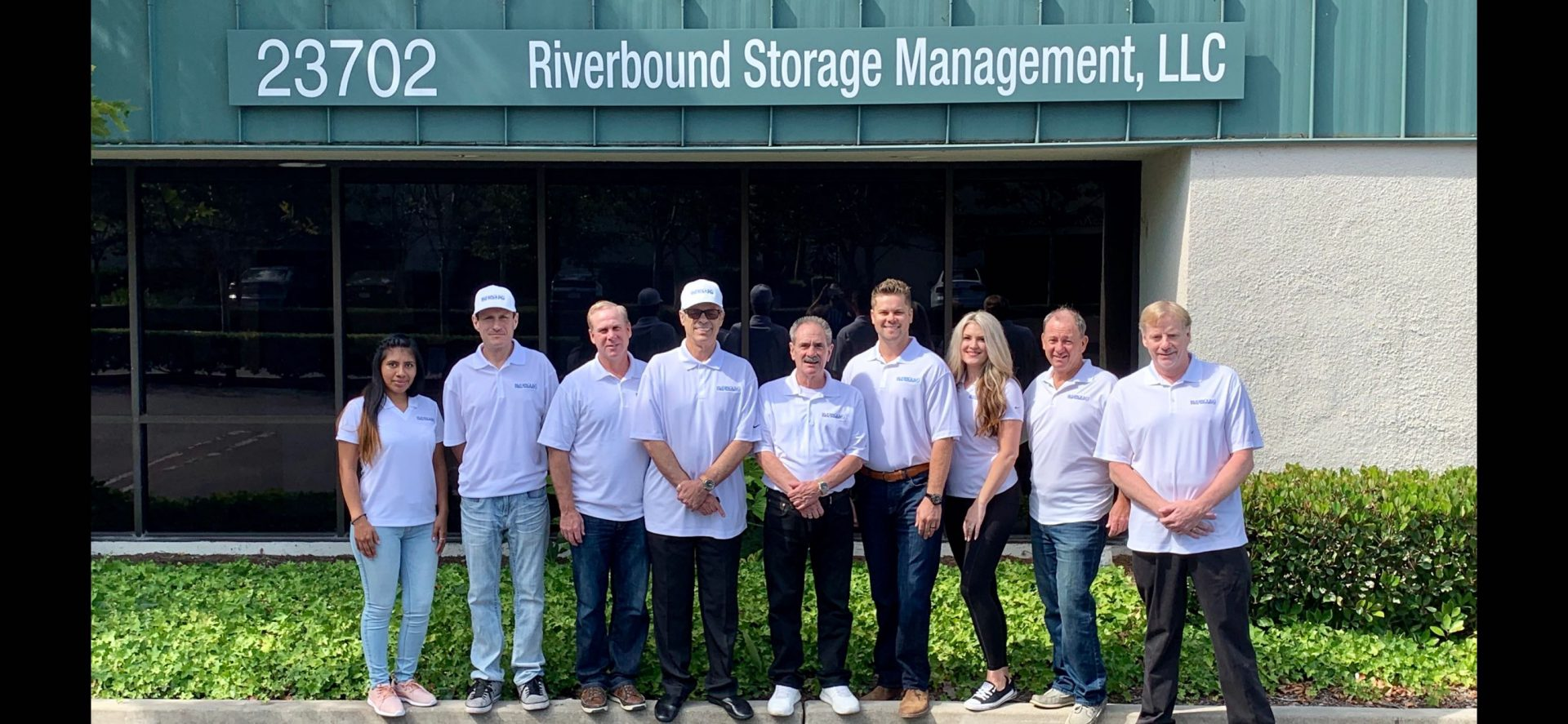Staff at Riverbound